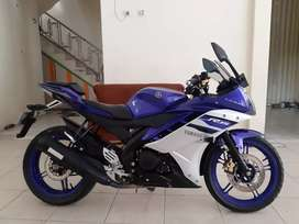 Yamaha r15 2016 low km