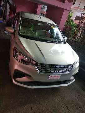 6+1 seater Ertiga Taxi at Thrissur