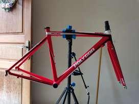 Sepeda Polygon helios 500 Frameset