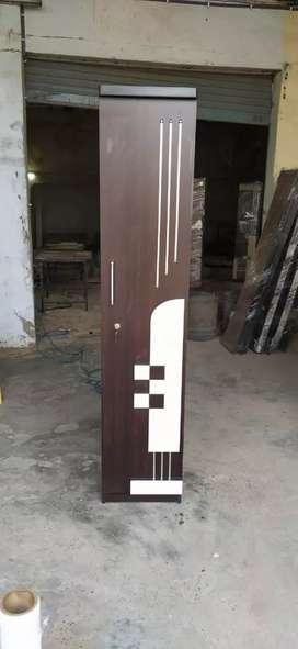 PG single door wardrobe model 756