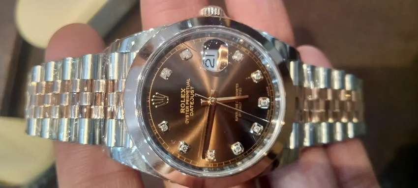 Rolex Steel And Gold 41Mm SHAH JEE ROLEX 0