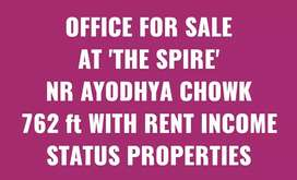 THE SPIRE OFFICE FOR SALE AT AYODHYA CHOWK