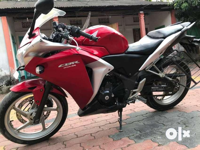 Honda CBR 250R 0