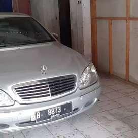 Mercedes benz tahu 2000