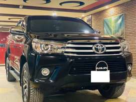 Toyota Hilux Revo on just 20% Down Payment