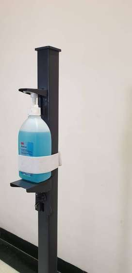 San Stand | Hands Free Foot Operated Sanitizer Dispenser