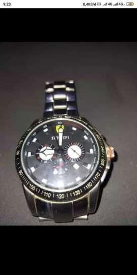 Jam tangan ferrary