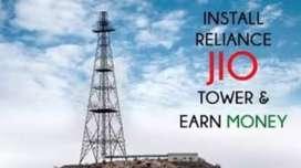Reliance jio Telecom networking tower urgent job vacancy