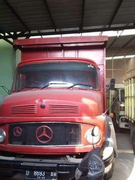 Truck mercy LA611 th 1980