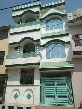 (NEAR TO IIMT GANGA NAGAR) 108 YARD TRIPLE STORY HOUSE 42 LAC