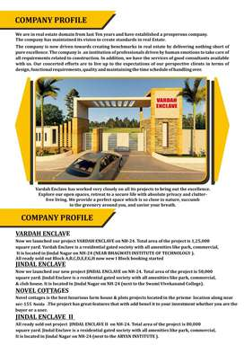 PLOTS AVAILABLE WITH VERY GOOD SCHEME