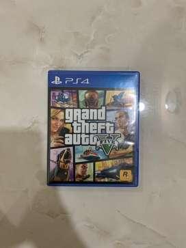 Kaset (BD) PS4 GTA V