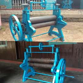 2 Rubber Machines