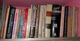 Law study books