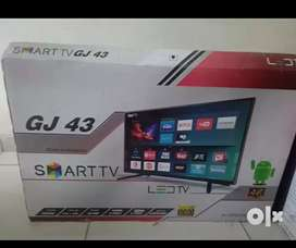 New 40 inch android led with 1 year warranty