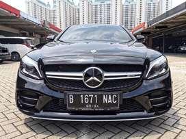 Mercedes Benz C43 AMG Coupe 2019/2020 KM 2rb ANTIK Mercy C43 C 43