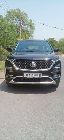 MG Hector Hybrid Smart MT, 2020, Petrol