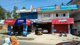 Road Facing Shop For Rent