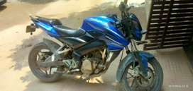 My Lucky Bike NS200 in Blue-Black Color for Immediate Sell