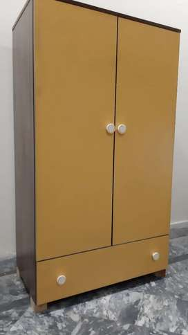 Interwood candy wardrobe and candy TV console