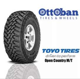 Ban Toyo open country MT 315 75 R16 121P