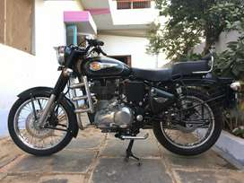 Royal Enfield Standard 500 Forstgreen