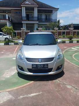 Suzuki swift GX tahun 2013 manual istimewa