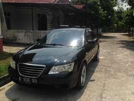 Di jual Hyundai sonata NF th 2010 bukan camry , accord , altis , vios