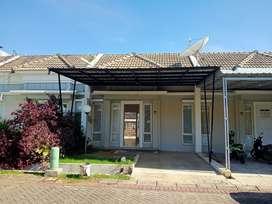 Disewakan/dikontrakkan rumah minimalis cluster
