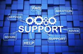 Get a Freelance Technical Support Assistant in Islamabad Rawalpindi