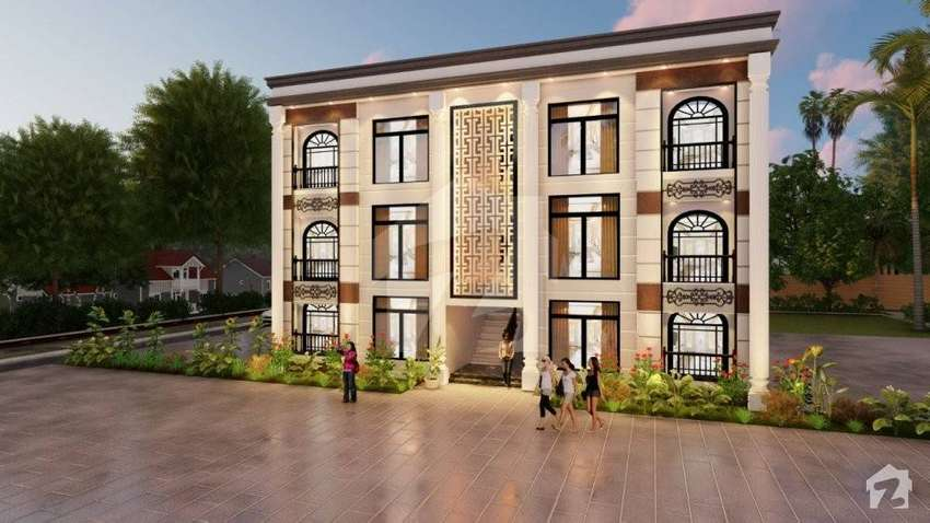 2 Bedroom Luxury Townhouse 1st Floor In Icon Valley Phase 2 With Insta