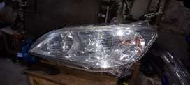 Honda Civic CF 4 headlights