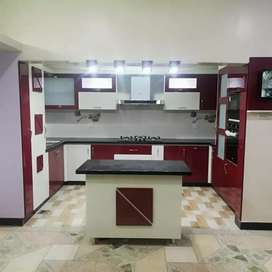 Usman kitchen cabinet and fore ceiling