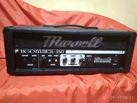 Jual Marvell Bass Head Amplifier Boomber 150