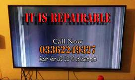 Orient & Haier Smart 4K LED, LCD TV's Repair.
