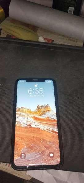 Iphone 11.  256gb. Black colour