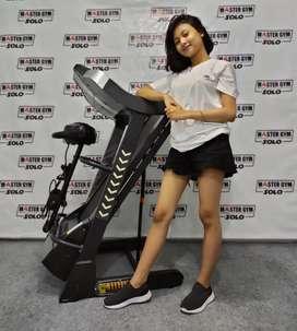 Treadmill Elektrik Sports QR/681 - Alat Fitness - Kunjungi Toko Kami