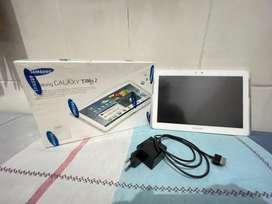 Jual Tab 2 Samsung (Kondisi bekas dan terawat)