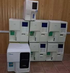 Sysmex Kx21 and Kx21N 3Part Hematology Analyzer available