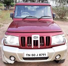 Mahindra Bolero SLX, 2011, Diesel
