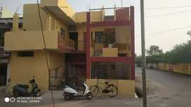 2BHK independent house for rent on 1st floor