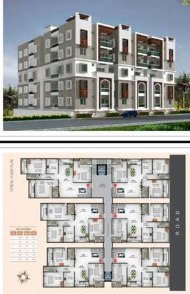 Affordable 3&4BHK Flats For Sale At Tolichowki