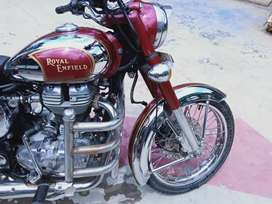 Royal Enfield classic c c 500