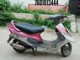 Tvs scooty pep plus 2007model