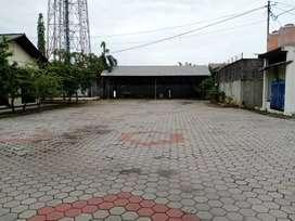 Disewakan lahan & kantor bs pool container di Cakung Semper, JakUt