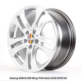 menjual motif SELONG 53643 HSR R17X8 H5X112 ET35 HS