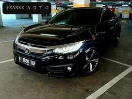 Honda civic 1.5 turbo ES A/T (Prestige) 2016 km 34rb record