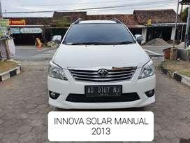 Innova solar manual 2013
