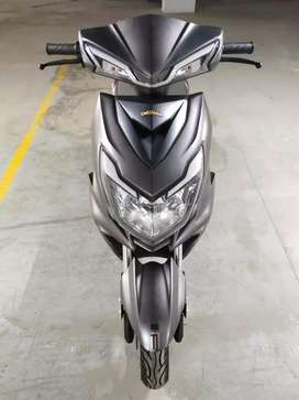 Scooty Electric new