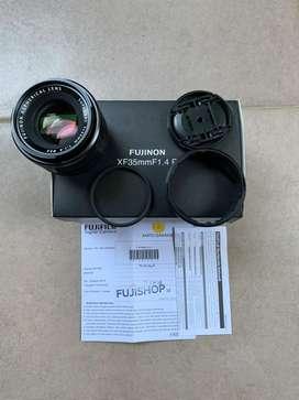 Fujinon 35mm f 1.4